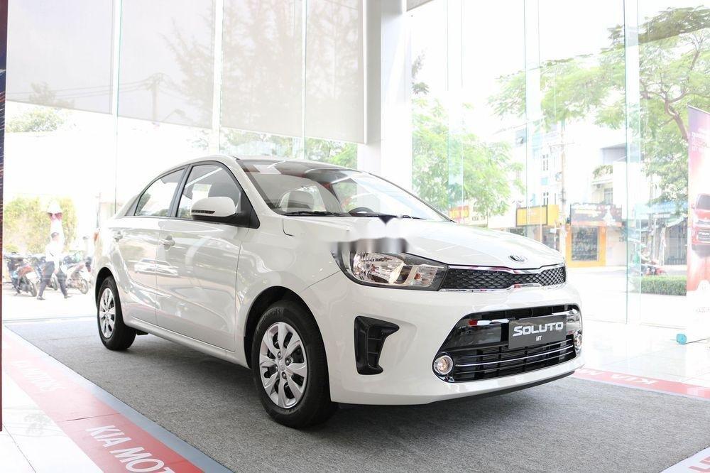 Bán ô tô Kia Soluto 2019, màu trắng, giá 399tr (2)