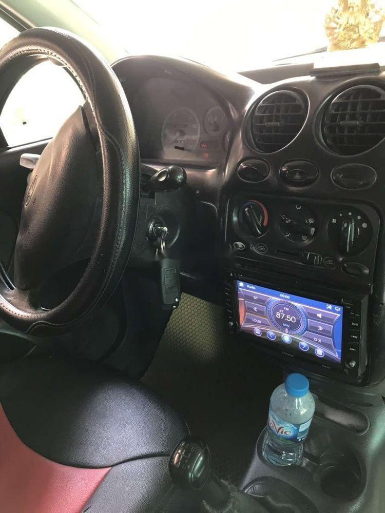 Cần bán gấp Daewoo Matiz sản xuất 2003, màu trắng xe gia đình, giá 59.5tr xe nguyên bản (6)