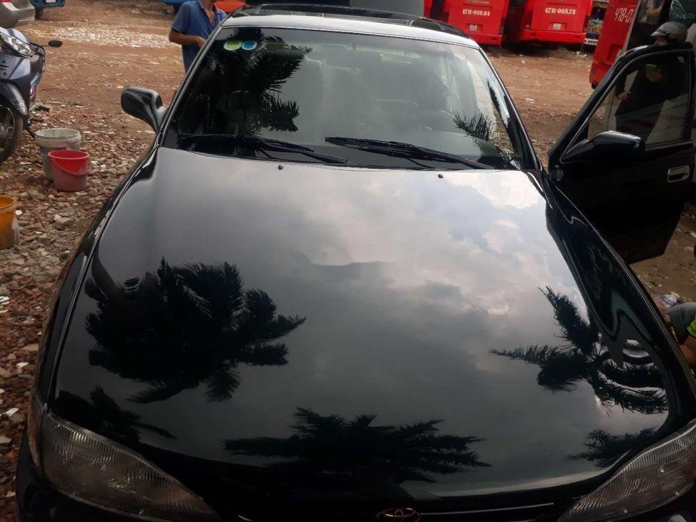 Cần bán gấp Toyota Camry đời 1996, màu đen, xe nhập chính chủ (1)