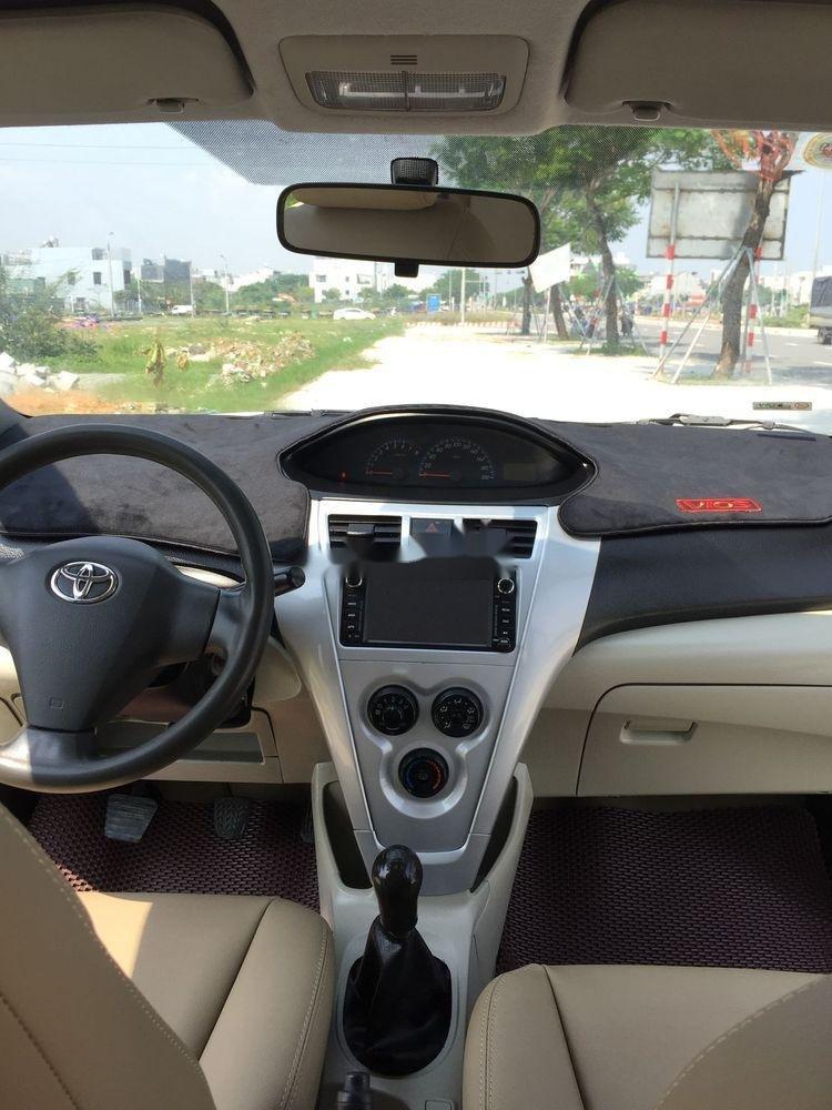 Bán Toyota Vios MT đời 2013, màu trắng, giá chỉ 289 triệu (8)