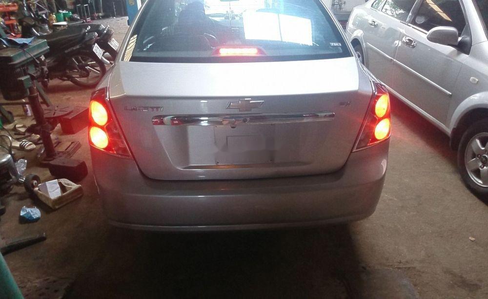 Cần bán Chevrolet Lacetti năm sản xuất 2009, màu bạc, xe nhập chính hãng (1)