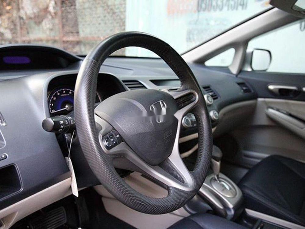 Bán Honda Civic đời 2008, màu xám chính chủ xe nguyên bản (7)