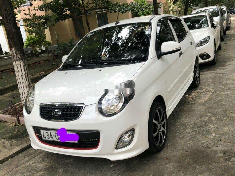 Cần bán xe Kia Morning 2011, màu trắng xe nguyên bản (2)