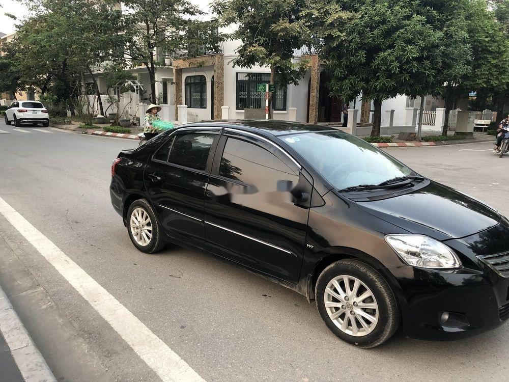 Bán xe Toyota Vios 2011, màu đen xe nguyên bản (3)