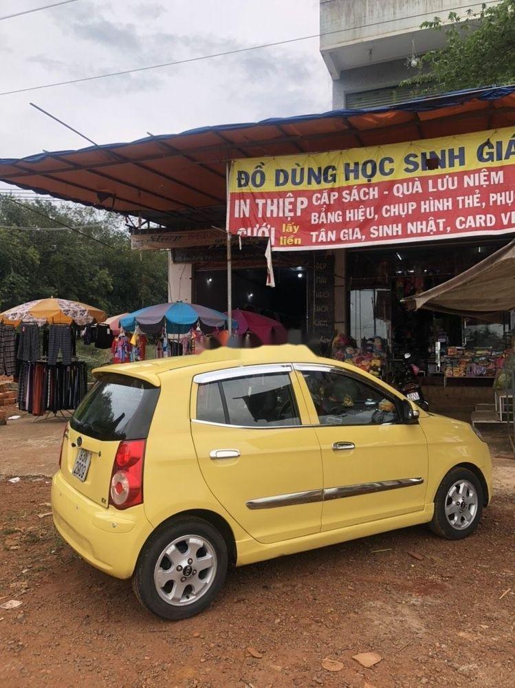 Cần bán Kia Morning năm sản xuất 2010, màu vàng, nhập khẩu chính hãng (3)
