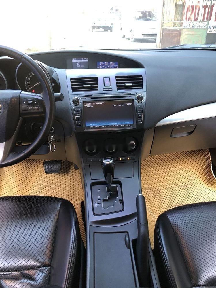 Cần bán gấp Mazda 3 đời 2014, màu trắng xe nguyên bản (8)