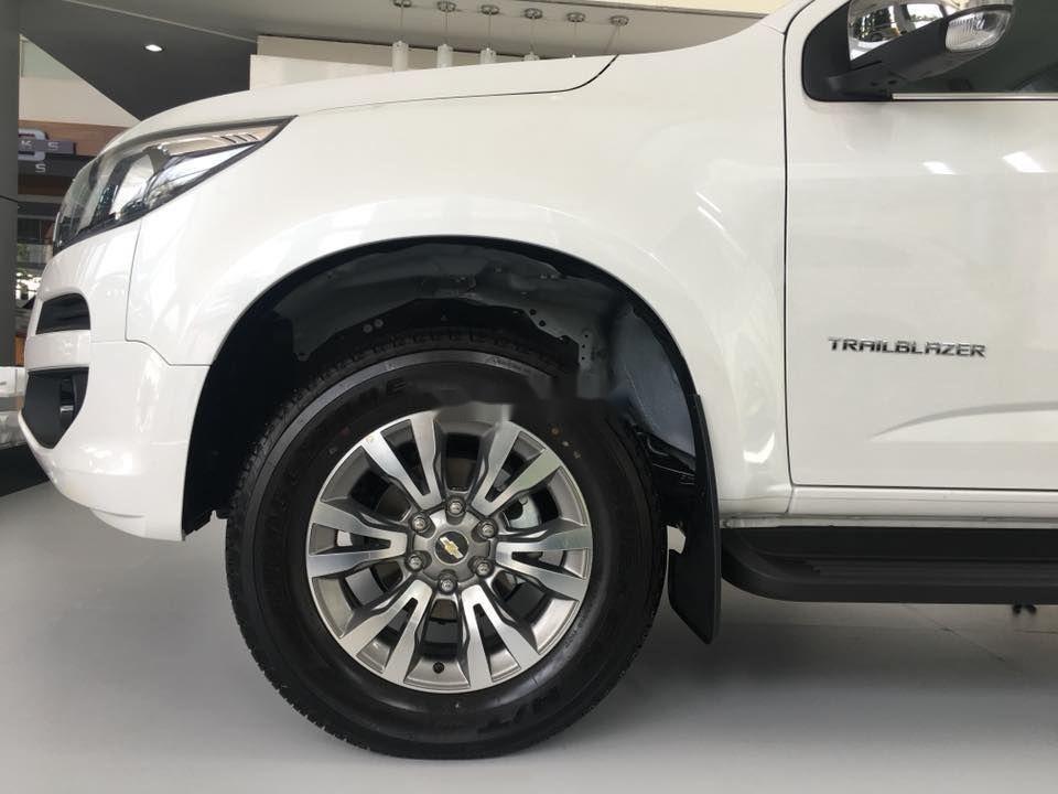 Bán Chevrolet Trailblazer năm sản xuất 2019, màu trắng, nhập khẩu   (5)