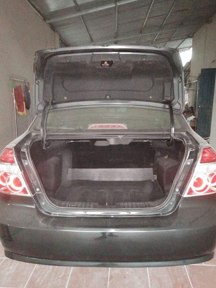 Bán ô tô Daewoo Gentra 2009, màu đen, nhập khẩu nguyên chiếc chính hãng (3)