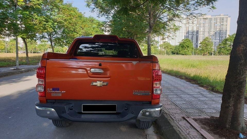 Cần bán xe Chevrolet Colorado High Country 2.8L 4x4 AT đời 2016, nhập khẩu  (3)