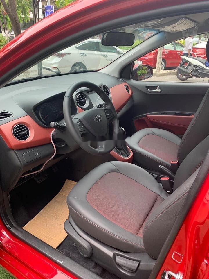 Bán Hyundai Grand i10 năm sản xuất 2019, màu đỏ, số sàn (3)