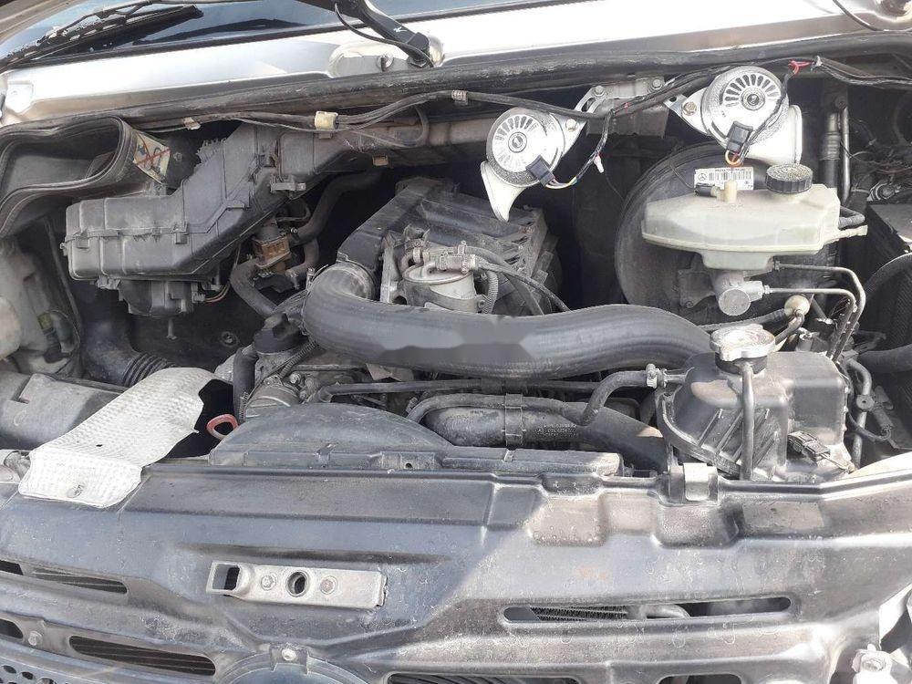 Bán Mercedes đời 2007, nhập khẩu nguyên chiếc, giá 255tr (8)
