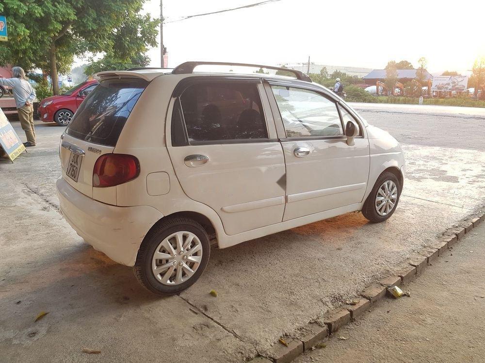 Bán Daewoo Matiz đời 2008, màu trắng xe nguyên bản (2)