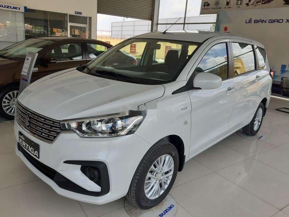Bán Suzuki Ertiga đời 2019, màu trắng, nhập khẩu nguyên chiếc (3)