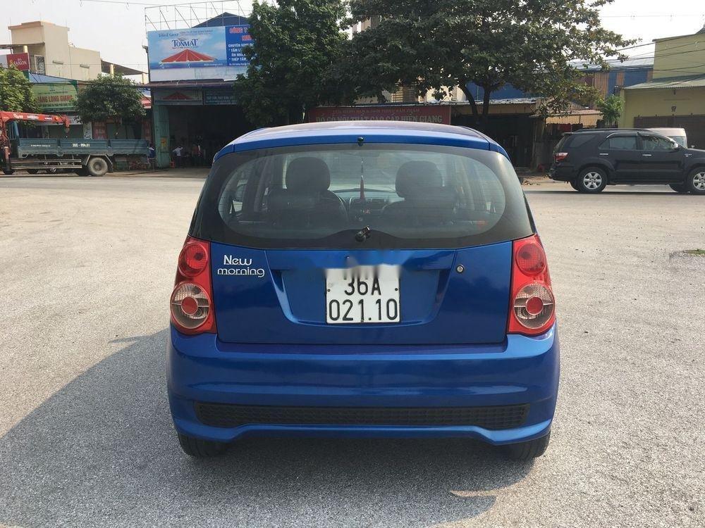 Bán Kia Morning đời 2011, màu xanh lam, nhập khẩu   (7)