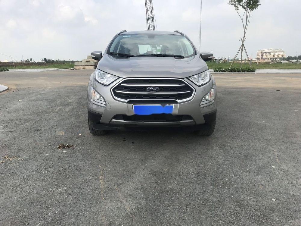 Bán Ford EcoSport đời 2018, màu bạc, giá 632tr (1)