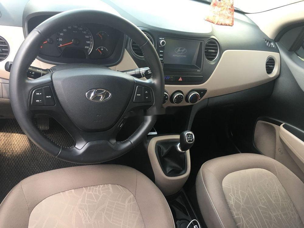 Cần bán xe Hyundai Grand i10 2017, màu trắng, 338tr (3)