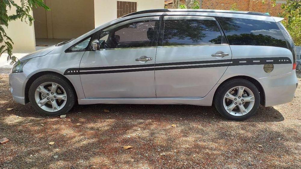 Bán Mitsubishi Grandis năm 2008, màu bạc, nhập khẩu  (2)