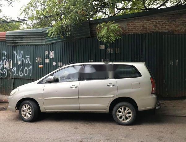Cần bán Toyota Innova đời 2006, màu bạc, số sàn (5)