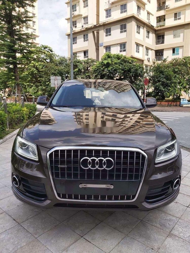 Cần bán lại xe Audi Q5 sản xuất 2014, nhập khẩu nguyên chiếc (1)