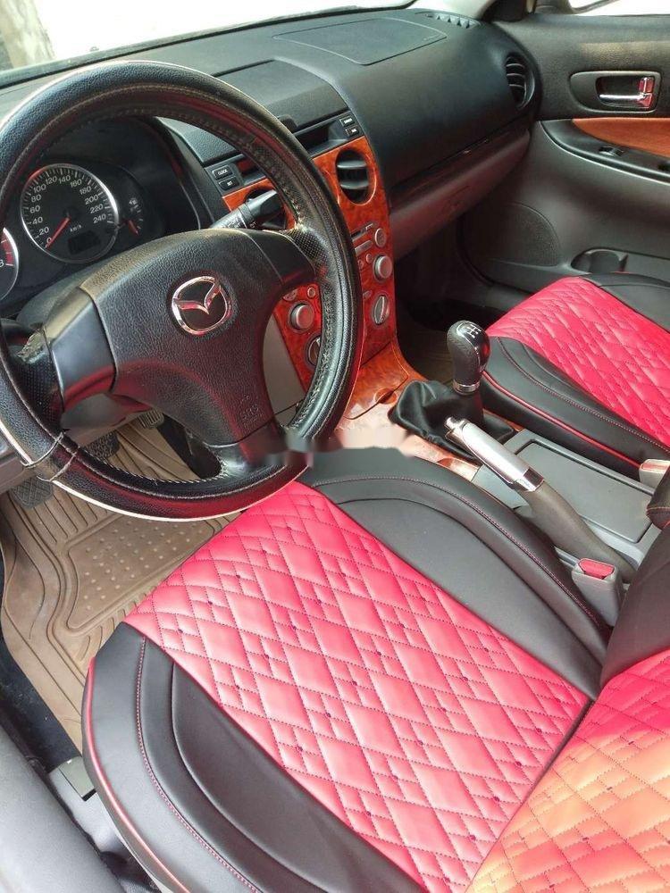 Cần bán lại xe Mazda 6 sản xuất năm 2003, 210 triệu (8)