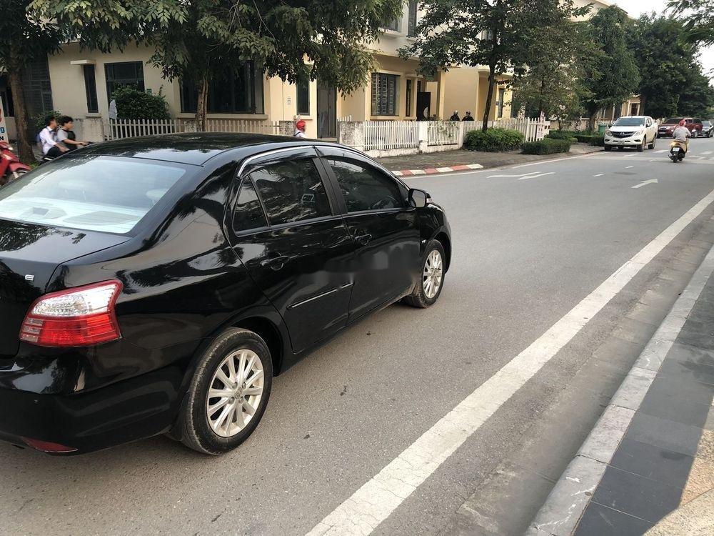 Bán xe Toyota Vios 2011, màu đen xe nguyên bản (4)