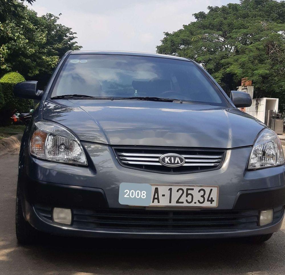 Cần bán lại xe Kia Rio đời 2008, nhập khẩu Hàn Quốc như mới (2)