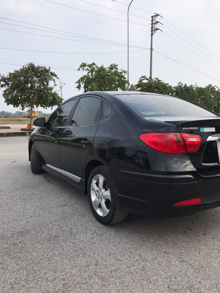 Cần bán lại xe Hyundai Avante năm 2014, màu đen chính chủ giá cạnh tranh xe nguyên bản (5)