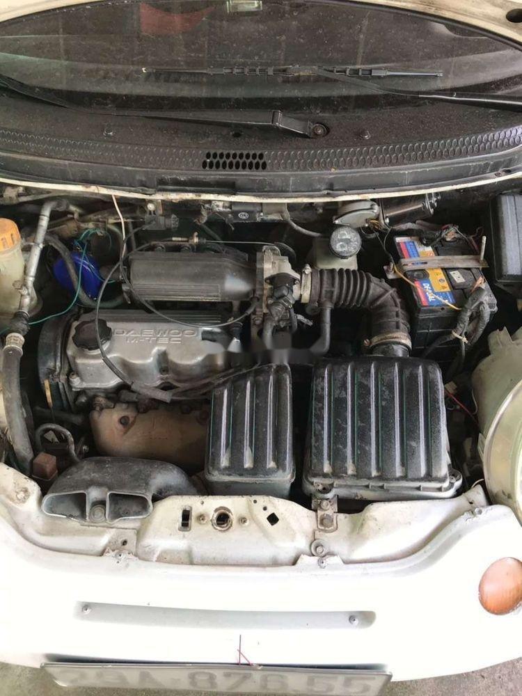 Cần bán gấp Daewoo Matiz sản xuất 2003, màu trắng xe gia đình, giá 59.5tr xe nguyên bản (5)