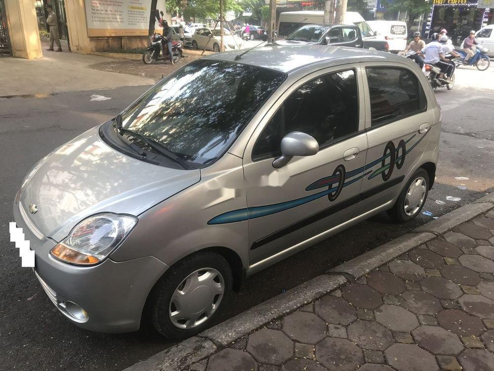 Bán Chevrolet Spark Van sản xuất 2011 số sàn (1)