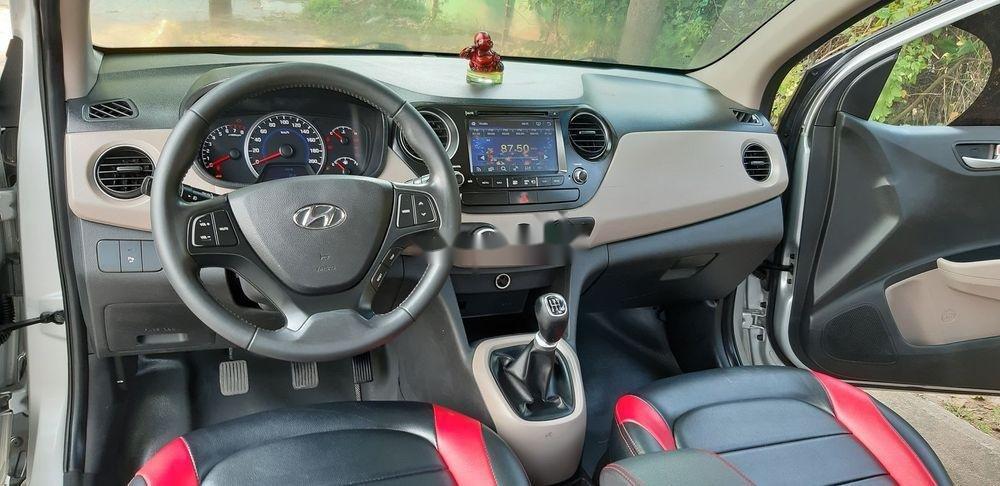 Cần bán gấp Hyundai Grand i10 sản xuất năm 2015, màu trắng, xe nhập chính hãng (5)