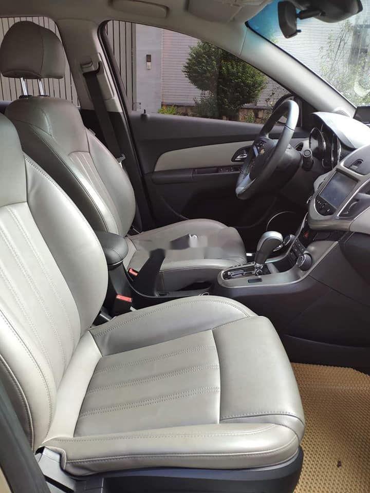 Bán Chevrolet Cruze năm sản xuất 2016, màu nâu xe gia đình, giá tốt xe nguyên bản (5)