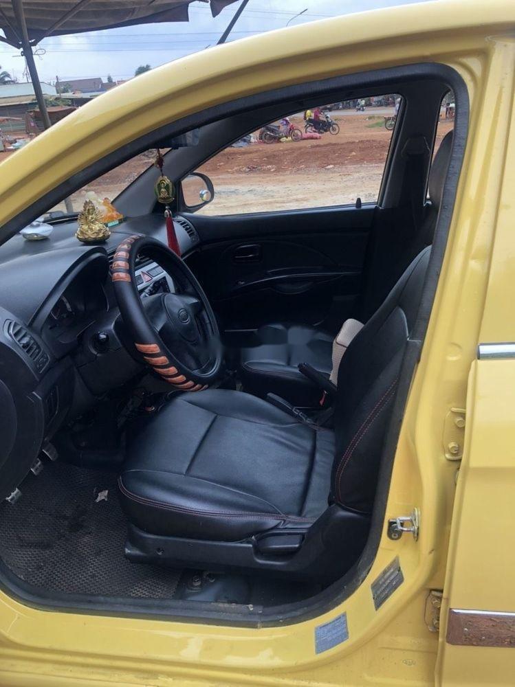 Cần bán Kia Morning năm sản xuất 2010, màu vàng, nhập khẩu chính hãng (7)