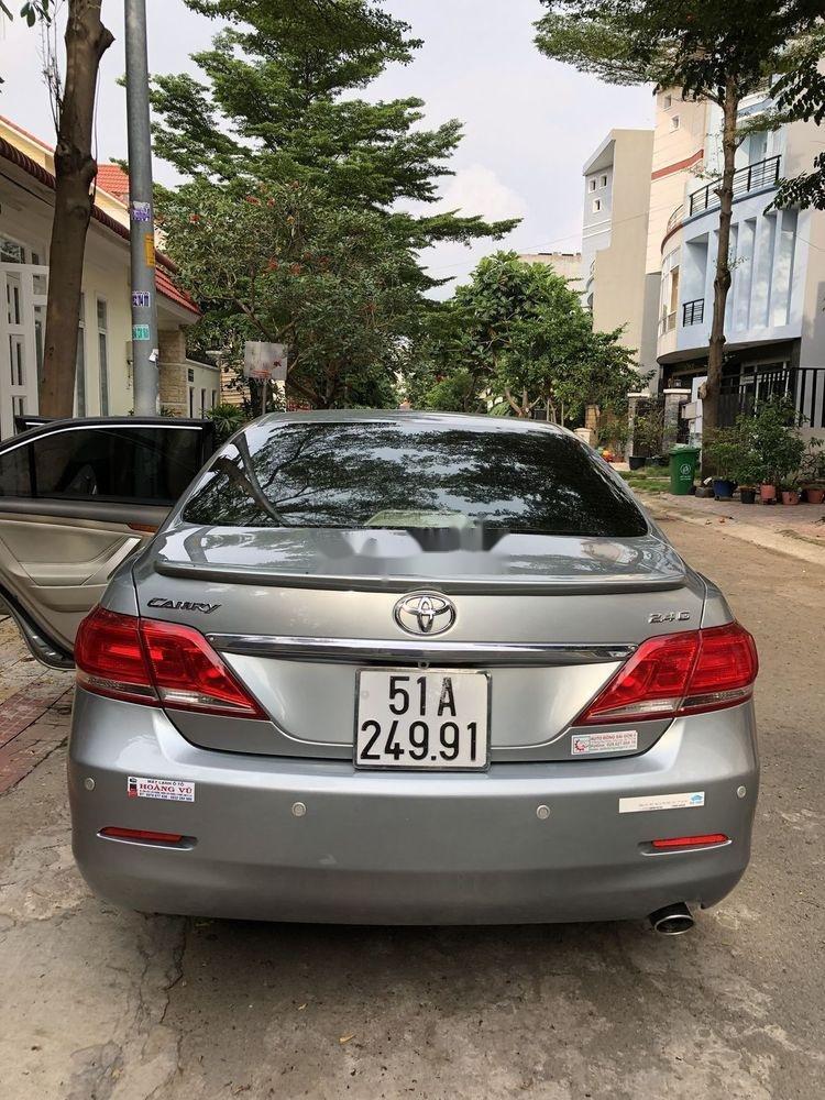 Cần bán Toyota Camry đời 2011 xe nguyên bản (8)