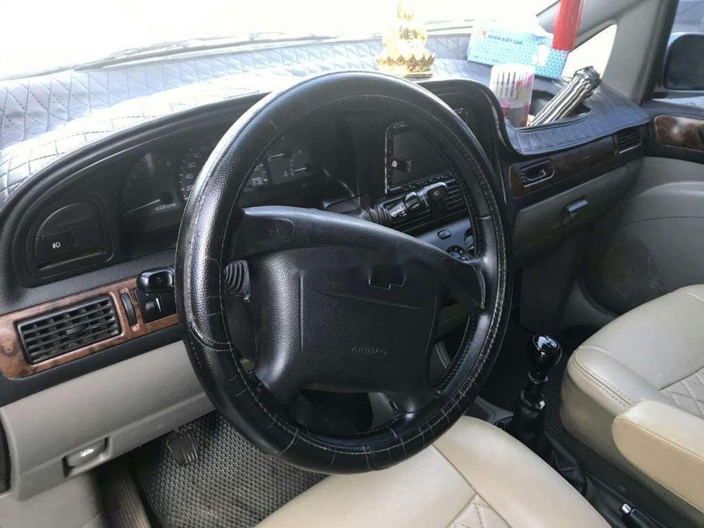 Cần bán xe Chevrolet Vivant năm sản xuất 2010, màu bạc (3)