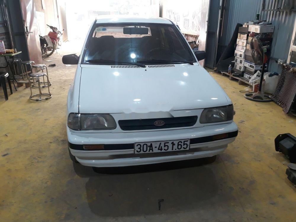 Cần bán gấp Kia CD5 sản xuất 2000, màu trắng còn mới (1)