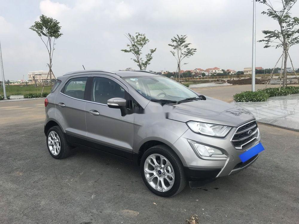 Bán Ford EcoSport đời 2018, màu bạc, giá 632tr (2)