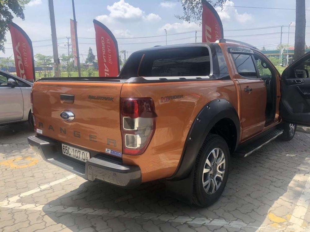 Bán Ford Ranger năm sản xuất 2018, nhập khẩu, xe gia đình (6)