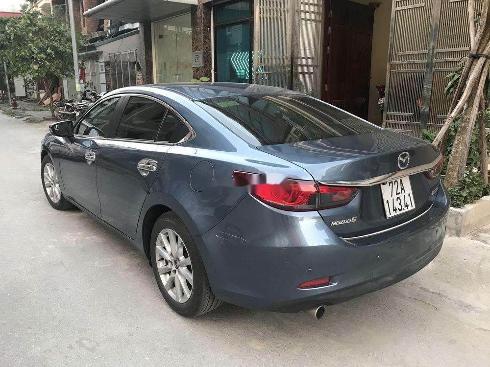 Cần bán lại xe Mazda 6 đời 2015, màu xanh lam chính chủ xe nguyên bản (4)