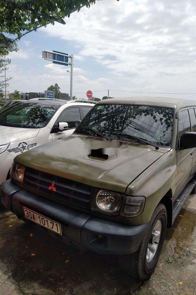 Cần bán Mitsubishi Pajero 2008 chính chủ xe nguyên bản (4)