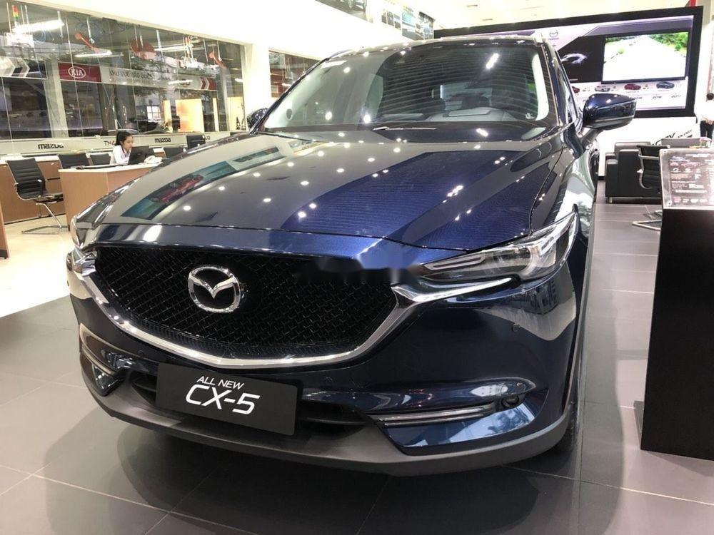 Bán xe Mazda CX 5 năm 2019, màu xanh lam (2)