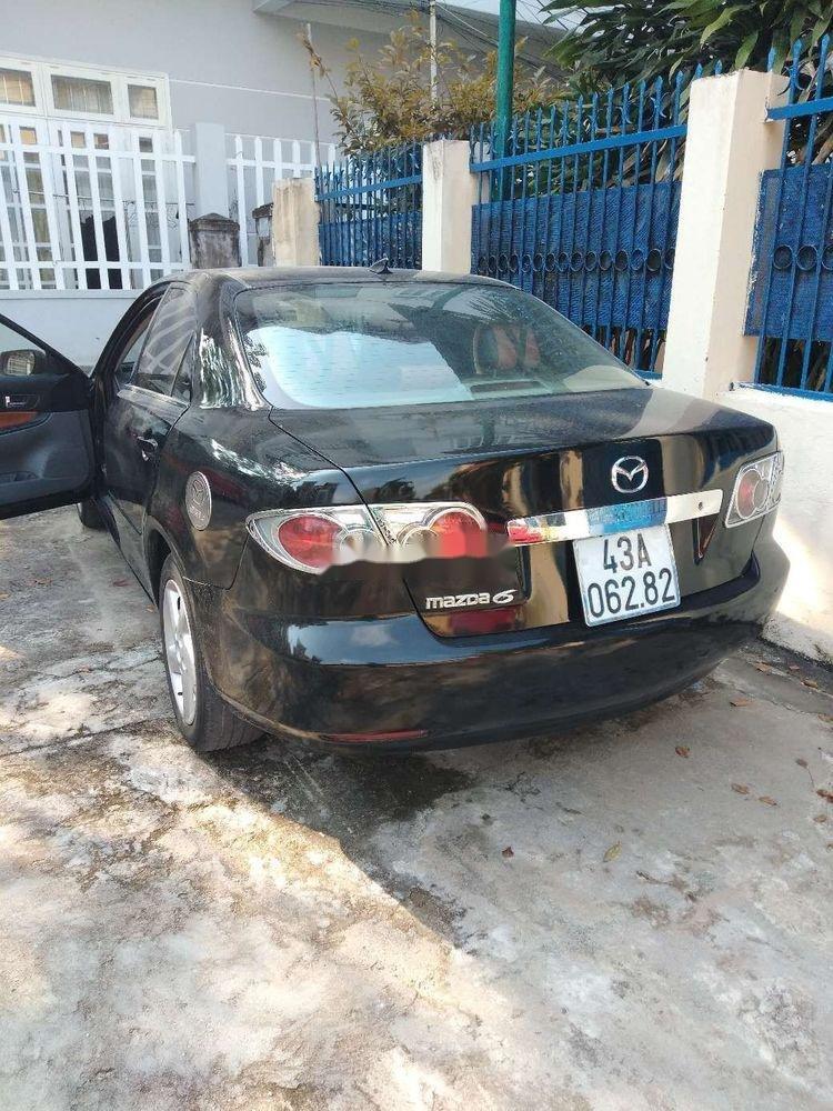 Cần bán lại xe Mazda 6 sản xuất năm 2003, 210 triệu (2)