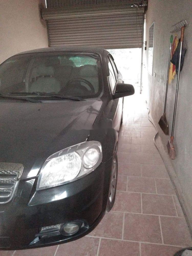 Bán ô tô Daewoo Gentra 2009, màu đen, nhập khẩu nguyên chiếc chính hãng (1)