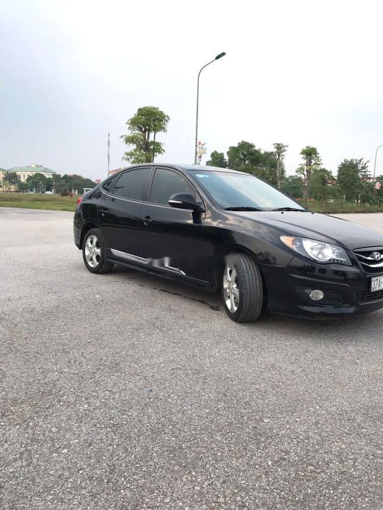 Cần bán lại xe Hyundai Avante năm 2014, màu đen chính chủ giá cạnh tranh xe nguyên bản (1)