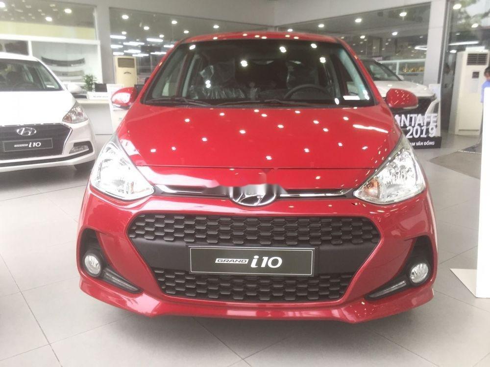 Bán Hyundai Grand i10 năm sản xuất 2019, màu đỏ, số sàn (1)