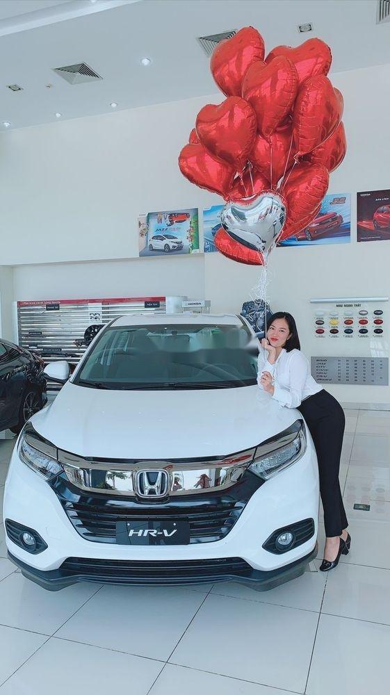 Bán xe Honda HR-V đời 2019, màu trắng, nhập khẩu (1)