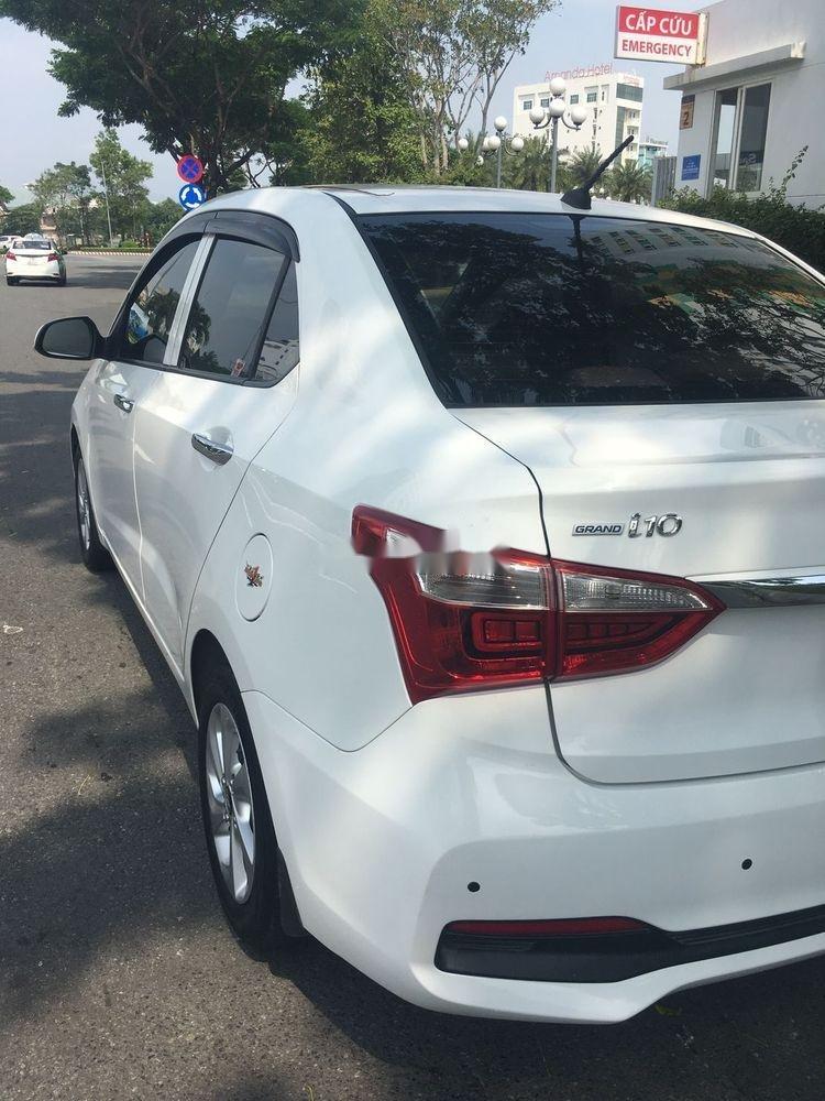 Cần bán xe Hyundai Grand i10 2017, màu trắng, 338tr (5)