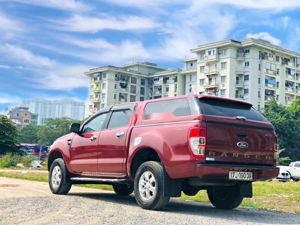 Bán Ford Ranger năm 2014, màu đỏ, nhập khẩu nguyên chiếc chính hãng (5)