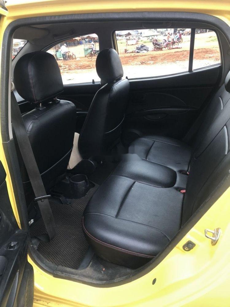 Cần bán Kia Morning năm sản xuất 2010, màu vàng, nhập khẩu chính hãng (6)