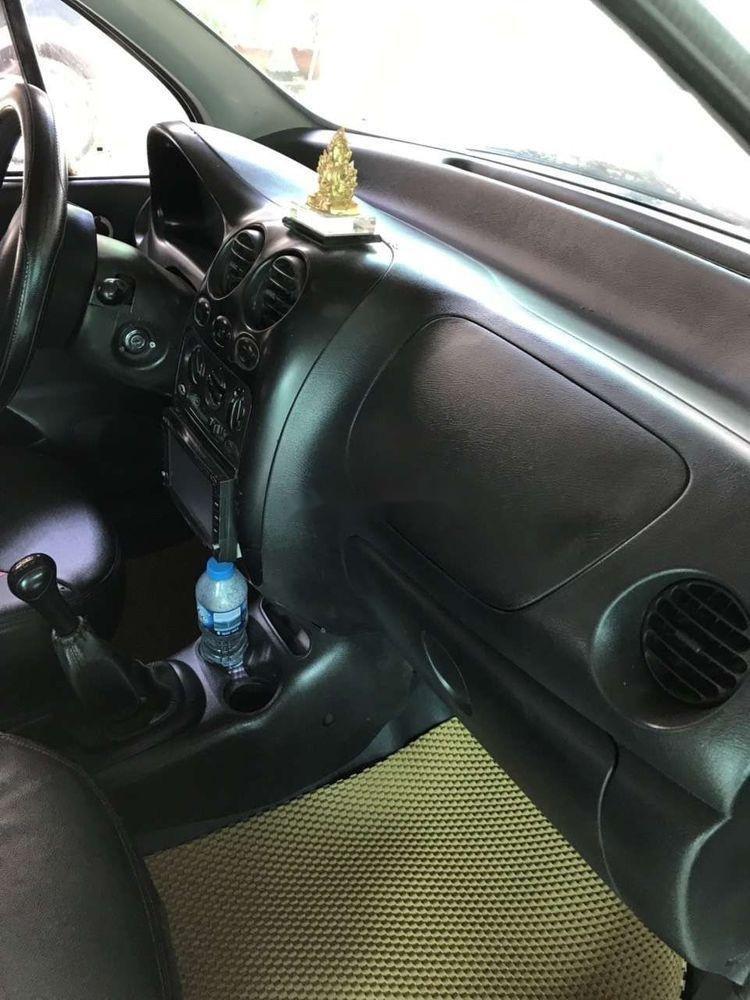 Cần bán gấp Daewoo Matiz sản xuất 2003, màu trắng xe gia đình, giá 59.5tr xe nguyên bản (8)