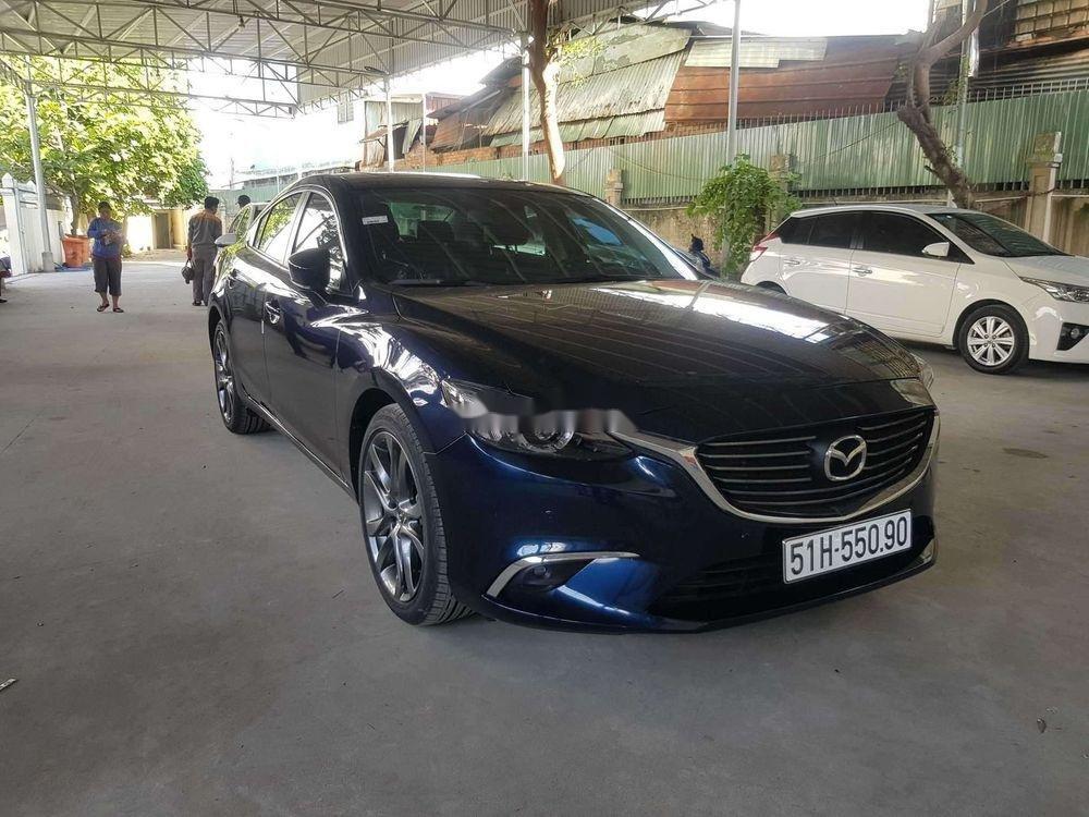 Cần bán gấp Mazda 6 sản xuất năm 2019, màu đen xe nguyên bản (1)